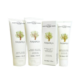 Arboria Body Care by Scottish Fine Soaps Image