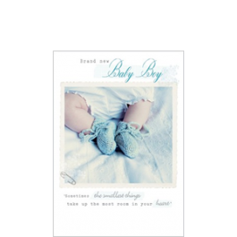 Baby Boy Gift Card Image