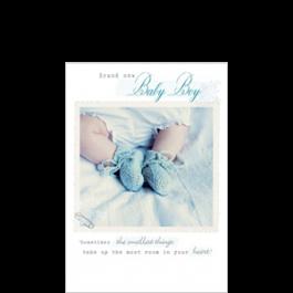 Baby Boy Gift Card Image
