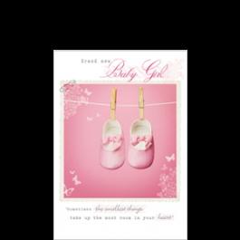 Baby Girl Gift Card  Image