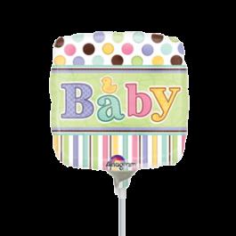 Unisex Baby Balloon Image