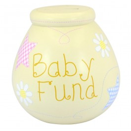 Pot of Dreams 'Baby Fund' Money Pot Image