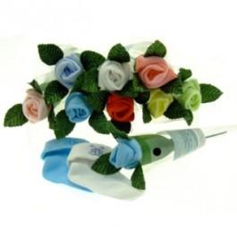 Rosebud Baby Socks  Image