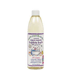 Earth Friendly Baby Bubble Bath Image