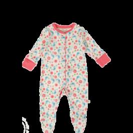 Lovely Babygrow Baby Girl by Frugi Organics  Image