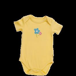 Frugi Organic Bodysuit Baby Girl 0-3 months Image