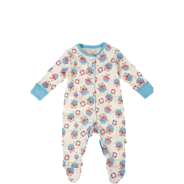 Lovely Babygrow Baby Boy by Frugi Organics  Image