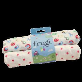 Muslins 2 Pack by Frugi Organics Image