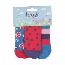 Frugi Organics Socks Baby Girl Image