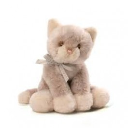 Gund Oh So Soft Kitty Rattle Image