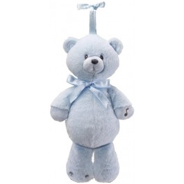 Blue Oliver Soothing Bear from Gund Image