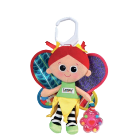 Lamaze Kerry The Fairy Developmental Doll Image