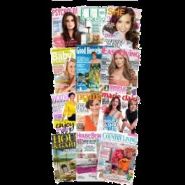 Lifestyle Magazine for Females Image