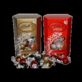Lindt Lindor Chocolate Truffles Box 200g Image