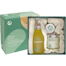 Mum's Gorgeous Pampering Box by Natalia Organics Image