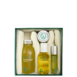 New Parent Survival Gift Set by Natalia Organics Image