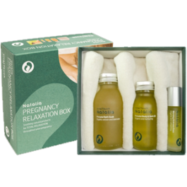 Pregnancy Relaxation Box by Natalia Organics Image