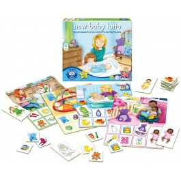 New Baby Lotto By Orchard Toys Image