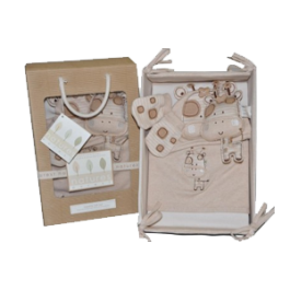Natures Purest Jungle Safari Layette Gift Set Image