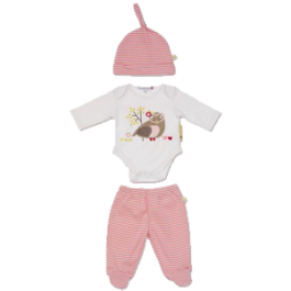 Bella The Bird Newborn Gift Set (Newborn) Image