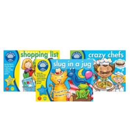 Shopping List Game by Orchard Toys Age 3-7 Image