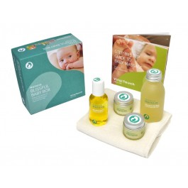 Blissful Baby Box by Natalia Organics Image