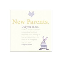 New Parents Gift Card Image