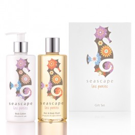 Les Petits Wash & Lotion by Seascape Island Apothecary Image