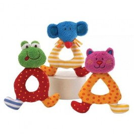Sock Hop Rattles by Gund Baby  Image