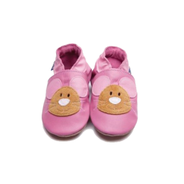 Soft Leather Baby Girl Shoes