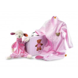 Steiff Sweet Dreams Lamb Comforter Gift Set Image