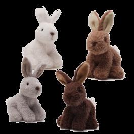 Sweet Peas Bunny Image