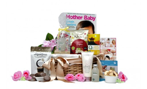 Expectant Mum Gift Basket by Basketsgalore UK