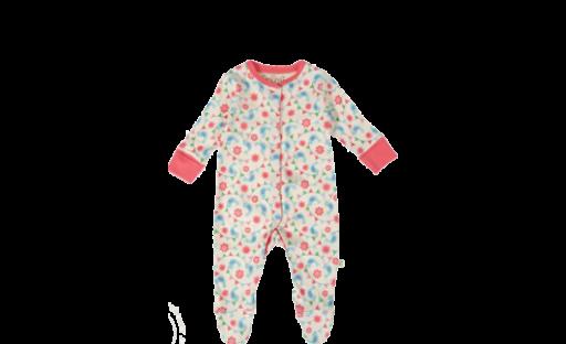 Lovely Babygrow Baby Girl by Frugi Organics
