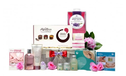 Gorgeous New Mummmy Gift Basket