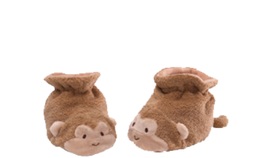 Gund Monkey Booties