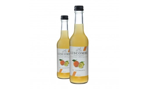 Luscombe Organic St Clements Lemonade