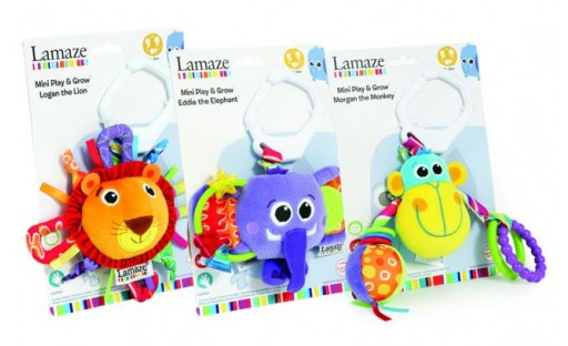 Mini Play & Grow - Lamaze Lion