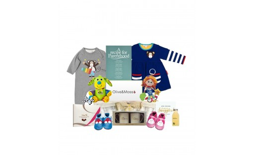 Mummy Daddy & Twins Hamper