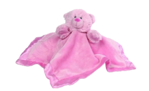 teddy blankie comforter
