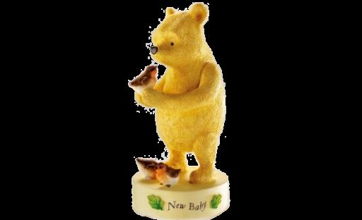 Classic Pooh New Baby