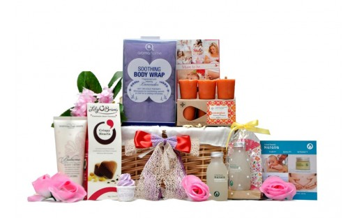 Pregnancy Pamper Basket