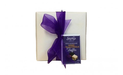 Skelligs Handmade Non-Alcoholic Chocolate Truffles