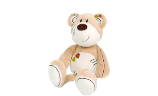 Du Du Beige Bear by Suki