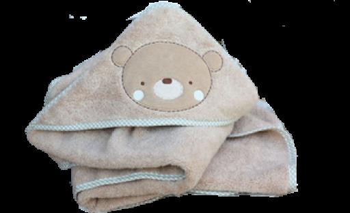 Teddy & Ele Cuddle Robe