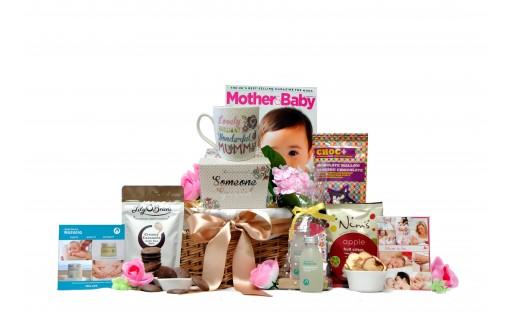 Yummy Mummy Gift Basket