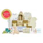 Earth Friendly Baby Boy Gift Basket