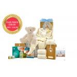 Organic Baby Gift Basket - Boy