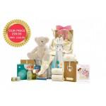 Organic Baby Gift Basket - Girl