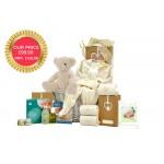Organic Baby Gift Basket - Neutral